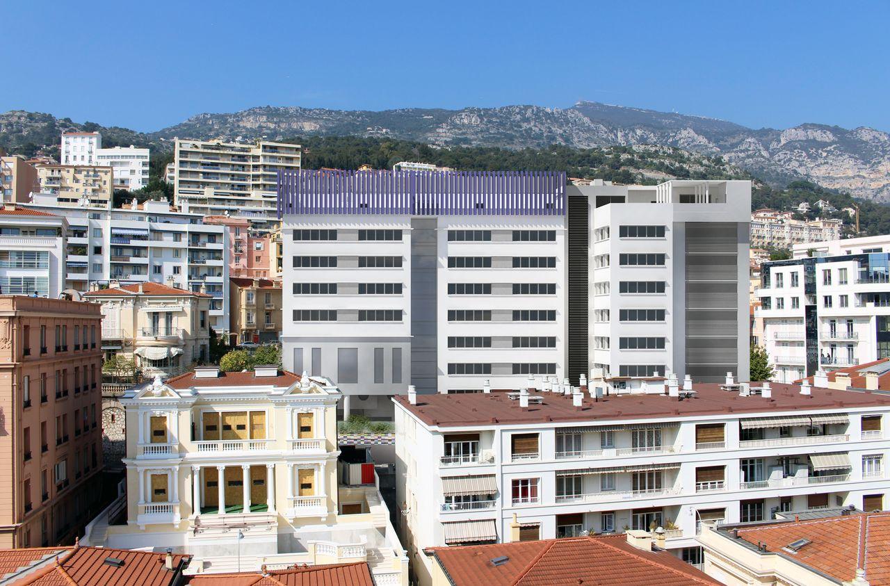 photo d'immeuble