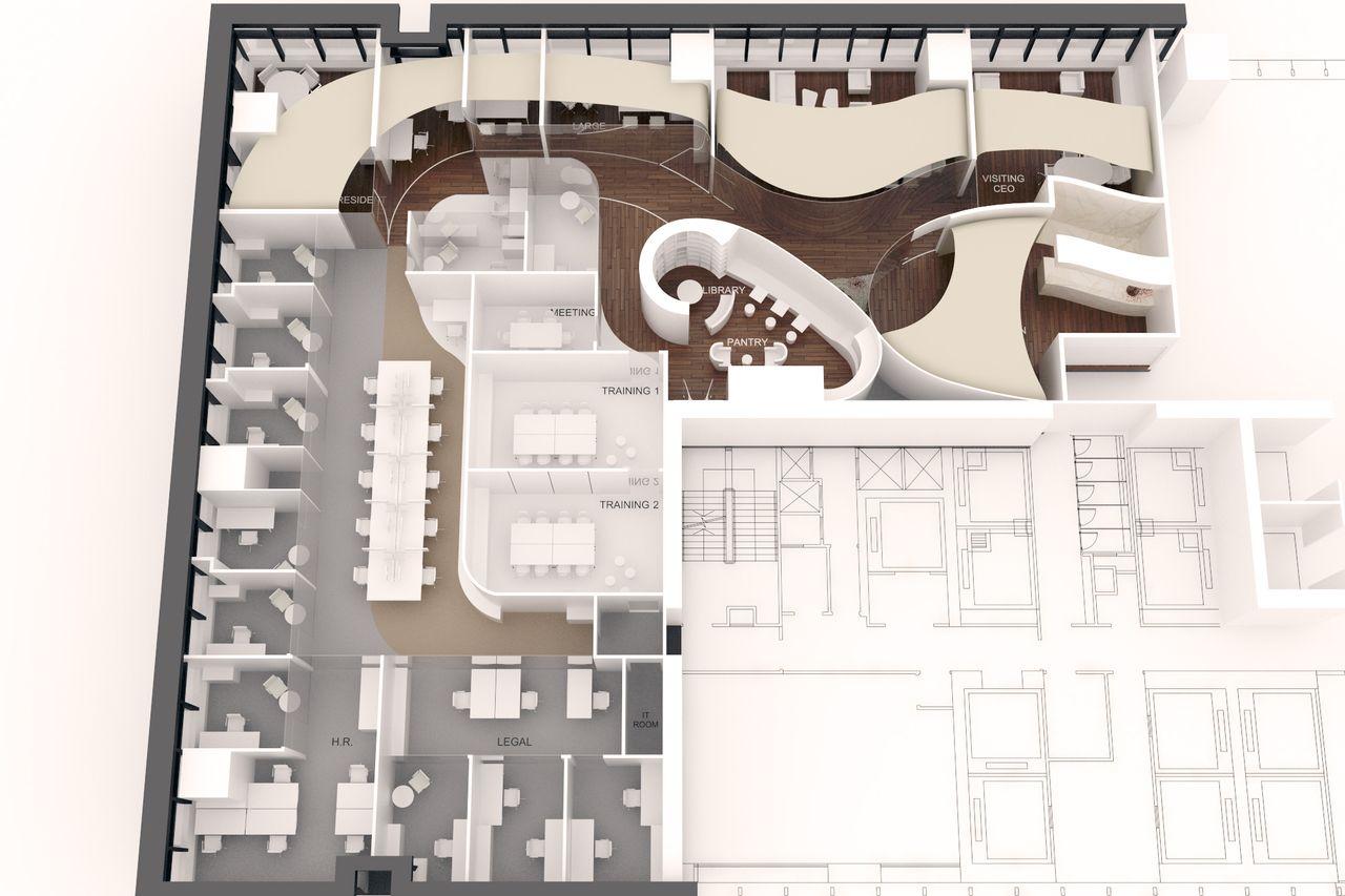design d'un plan
