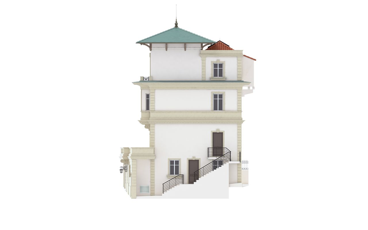ARCHISTUDIO – VILLA GRACE